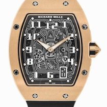 Richard Mille Rose gold Automatic RM 67