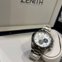 Zenith Acero 41mm Automático 03.3100.3600/69.M3100 nuevo