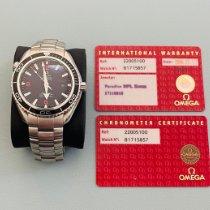 Omega Seamaster Planet Ocean Steel 45.5mm Black Arabic numerals United States of America, California, Aliso Viejo