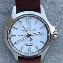 Werenbach Steel 41.2mm Automatic pre-owned