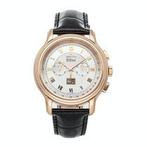 Zenith Rose gold 45mm Automatic 18.1260.4010/01.C505