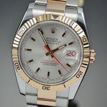 Rolex Datejust Turn-O-Graph Gold/Steel 36mm Silver No numerals United States of America, Arizona, Scottsdale