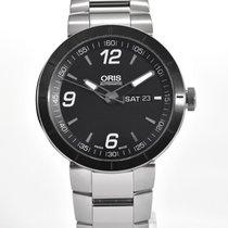 Oris TT1 Steel 43mm
