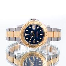 Rolex 168623 Goud/Staal 2007 Yacht-Master 35mm tweedehands