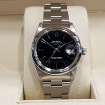Rolex Oyster Perpetual Date 1500 Very good Steel 34mm Automatic