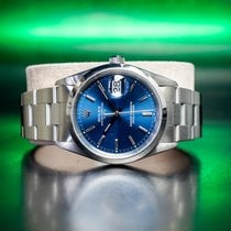 Rolex Oyster Perpetual Date 15200 Very good Steel 34mm Automatic
