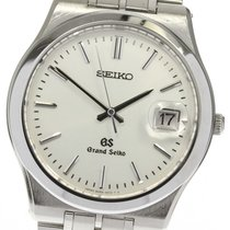 Seiko Steel 36mm Quartz SBGG007/8N65-9010 pre-owned