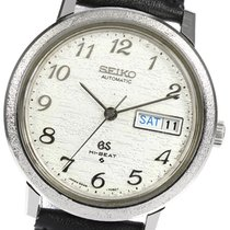 Seiko Steel 35mm Automatic 5646-7040 pre-owned