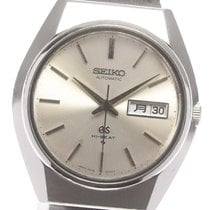 Seiko Steel 36mm Automatic 5646-8000 pre-owned