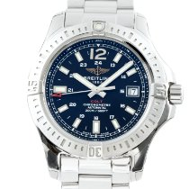 Breitling Colt Automatic Staal 41mm Zwart
