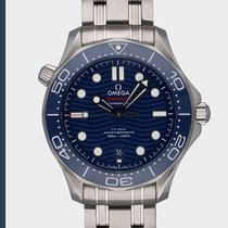 Omega Seamaster Diver 300 M 210.30.42.20.03.001 Zeer goed Staal 42mm Automatisch