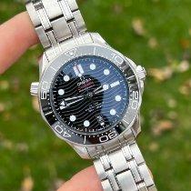 Omega Seamaster Diver 300 M 210.30.42.20.01.001 Zeer goed Staal 42mm Automatisch