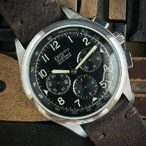 Zenith El Primero Chronograph 01.0500.400 Muito bom Aço 38mm Automático