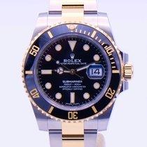 Rolex Submariner Date Золото/Cталь 40mm