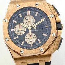 Audemars Piguet Royal Oak Offshore Chronograph 26400RO.OO.A002CA.01 Sehr gut Roségold 44mm Automatik