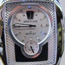 Breitling Bentley Flying B Acero 38,5mm Blanco Arábigos