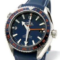 Omega Seamaster Planet Ocean Acciaio 43,5mm Blu Italia, Monticello Conte Otto - VI
