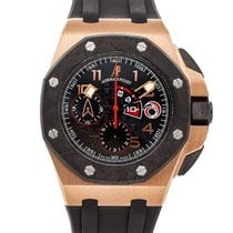 Audemars Piguet 26062OR.OO.A002CA.01 Rose gold Royal Oak Offshore Chronograph 46mm new United States of America, New York, New York