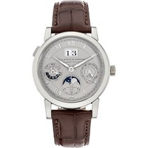 A. Lange & Söhne Platinum 38.5mm Automatic 310.025 new United States of America, New York, New York