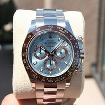 Rolex Daytona Platinum 40mm Blue United States of America, New York, New York