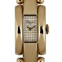 Chopard La Strada Žluté zlato 19mm Zlatá