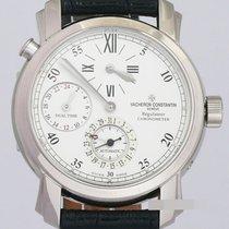 Vacheron Constantin Malte White gold 38mm Silver