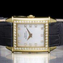 Girard Perregaux Or jaune Quartz Argent 23mm occasion Vintage 1945