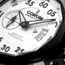 Corum Admiral's Cup Competition 48 947.951.94/0371 AN14 Neuve Titane 48mm Remontage automatique
