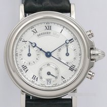 Breguet Marine Very good White gold 33.5mm Automatic