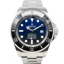 Rolex Sea-Dweller Deepsea Steel Black