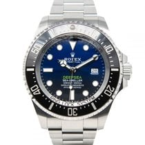 Rolex Sea-Dweller Deepsea Steel Black United States of America, Pennsylvania, Richboro