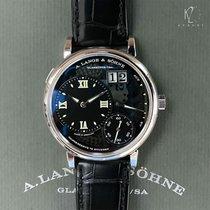 A. Lange & Söhne Grand Lange 1 Platinum 40,9mm Black Arabic numerals