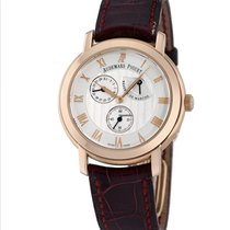 Audemars Piguet Jules Audemars Rose gold 36mm Silver Roman numerals United States of America, New York, Greenvale