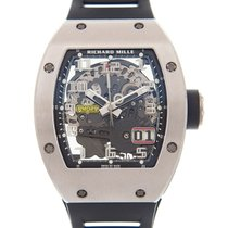 Richard Mille Titanium 48mm Automatic RM029 pre-owned United States of America, New York, New York