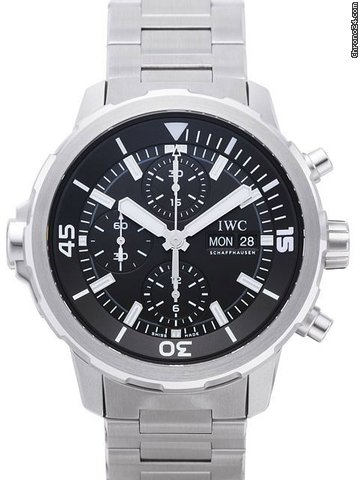 IWC Aquatimer Chronograph IW376804 2020 new