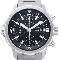 IWC IW376804 Steel 2020 Aquatimer Chronograph 44mm new