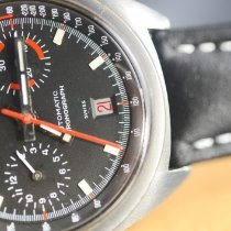 Heuer Steel 40mm Automatic 150.501 pre-owned
