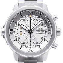 IWC IW376802 Steel 2020 Aquatimer Chronograph 44mm new