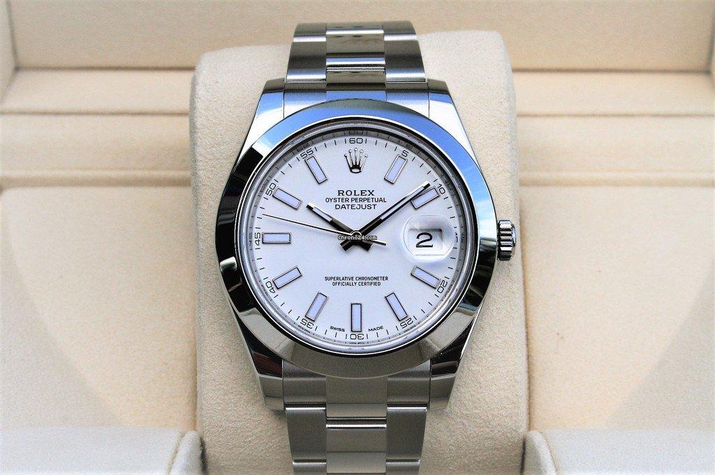 Rolex Datejust II 116300 wio новые