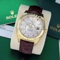 Rolex Sky-Dweller 326138 Unworn Yellow gold 42mm Automatic United States of America, New York, New York