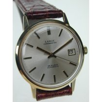 Glashütte Original Yellow gold Automatic 34mm pre-owned