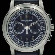 Patek Philippe Platinum 42mm Manual winding 5070P-001 pre-owned