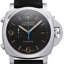 Panerai Luminor 1950 3 Days Chrono Flyback new 2020 Automatic Chronograph Watch with original box and original papers PAM00524 / PAM524