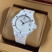 Hublot Big Bang Caviar Ceramic 41mm White No numerals United States of America, New York, New York