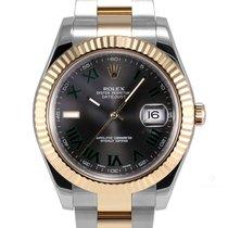 Rolex Datejust II 116333 Odlično Zeljezo 41mm Automatika