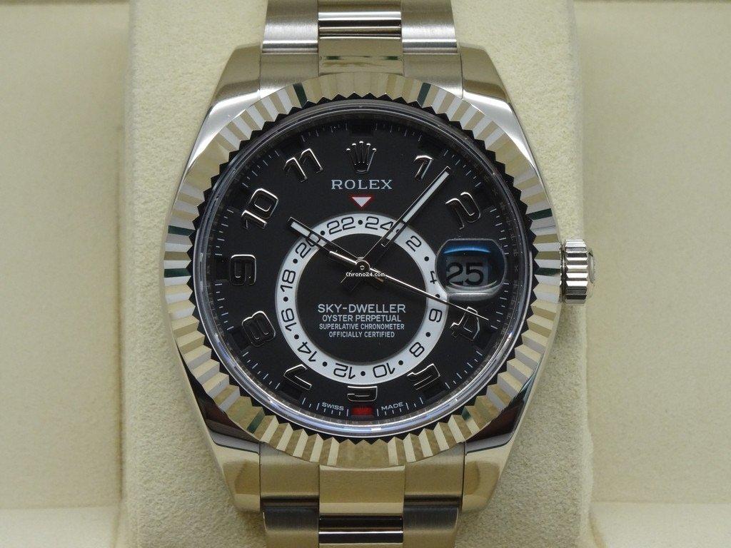 Rolex Sky-Dweller 326939 новые