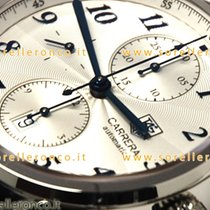 TAG Heuer Carrera Calibre 16 CAS2111.FC6292 TAGHEUER Silver Dial Blue number Crono 2020 new