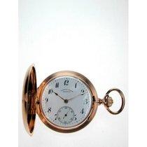 Glashütte Original Uhr gebraucht 1887 Rotgold 52mm Nur Uhr