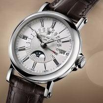 Patek Philippe 5159G-001 Or blanc Perpetual Calendar 38mm nouveau