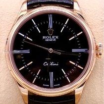 Rolex Pозовое золото Автоподзавод 39mm новые Cellini Time